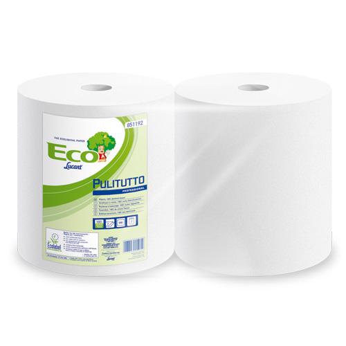 bobine carta strappo pulitutto lucart