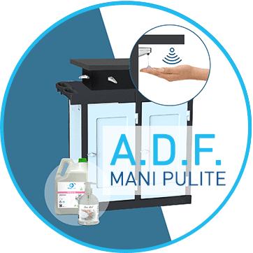 ADF - mani pulitr