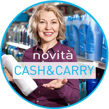 Cash&Carry Perpulire - ingrosso prodotti pulizia industriale