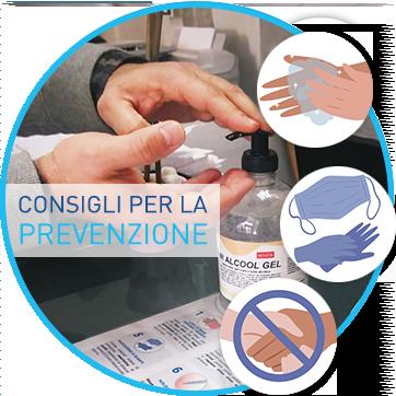 Consigli per la prevenzione