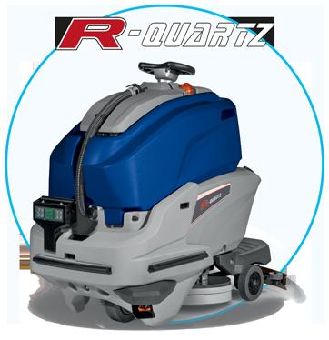 Novità Floorpul: R-Quartz la macchina lavapavimenti robotizzata