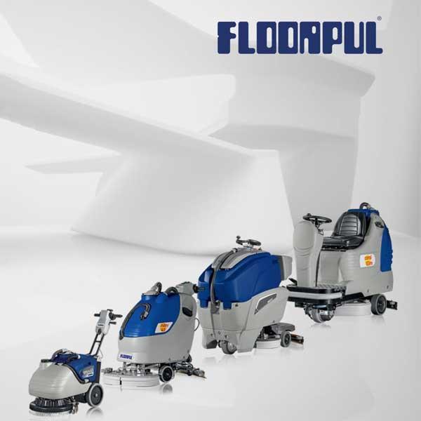 Lavapavimenti industriali Floorpul
