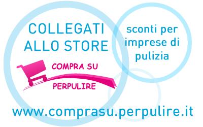 Acquista online nello store Perpulire | grossista per imprese di pulizia