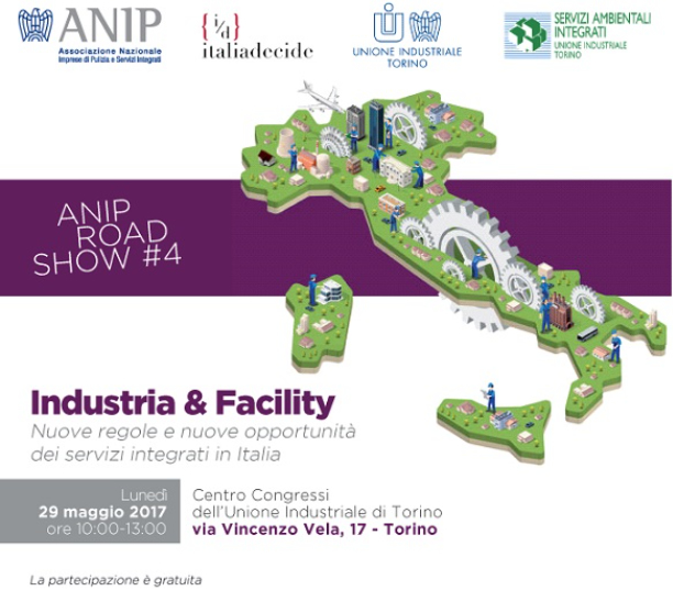 Industria & Facility Evento Torino