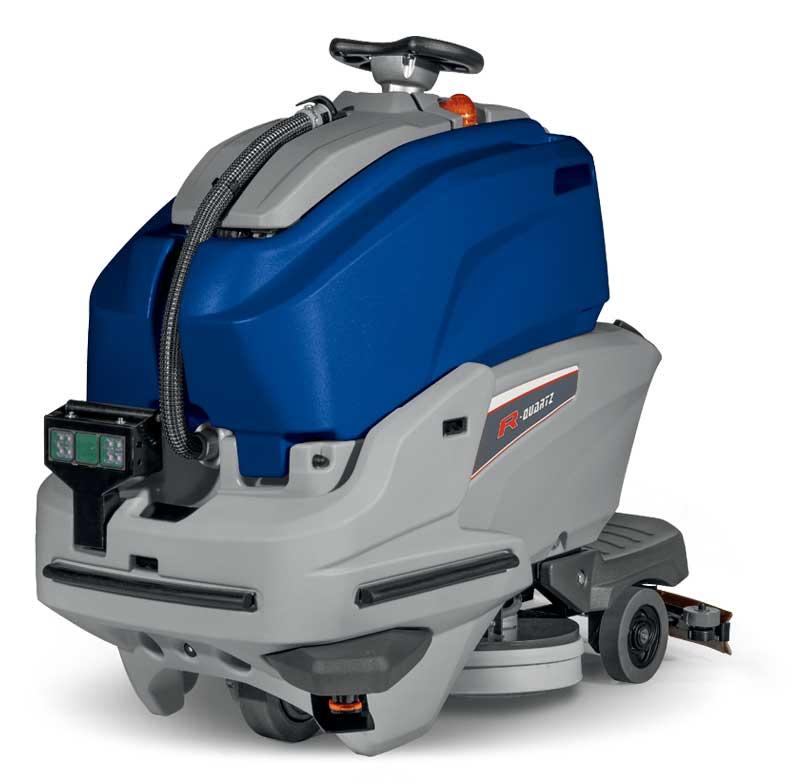 E' arrivata la macchina lavapavimenti che rivoluziona il settore delle pulizie professionali