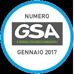 Redazionale GSA gennaio 2017