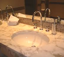 Detergenti per piani di marmo lavandini, ideale per hotel e ristoranti