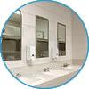 consigli per l'utilizzo di prodotti per la pulizia professionale del bagno