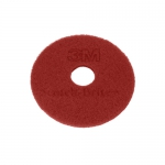 "DISCHI ABRASIVI   Disco Rosso (manutenzione regolare) da mm 330 - 13"" - 3M"