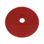 "DISCHI ABRASIVI   Disco Rosso (manutenzione regolare) da mm 380 - 15"" - 3M"