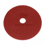 "DISCHI ABRASIVI   Disco Rosso (manutenzione regolare) da mm 432 - 17"" - 3M"