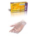 GUANTI | GUANTO REFLEXX30 VINILE CON POLVERE CONF. 100 PZ - REFLEXX
