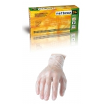 GUANTI | GUANTO REFLEXX36 VINILE SENZA POLVERE CONF. 100 PZ - REFLEXX