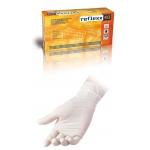 GUANTI | GUANTO REFLEXX40 LATTICE CON POLVERE CONF. 100 PZ - REFLEXX