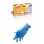 GUANTI | GUANTO REFLEXX76 NITRILE SENZA POLVERE CONF. 100 PZ - REFLEXX