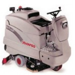 Lavasciuga pavimenti | TRIPLA 75 B - COMAC