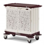 CARRELLI HOTEL | CARRELLO MAGIC-ART ANTHEA 200R-02 - TTS
