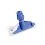 TELAI | PINZA PER MOP BLU IN PLASTICA - TTS